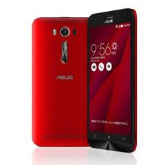 ASUS ZenFone ZE500KL-RD16 [Zenfone 2 Laser 16GB レッド]