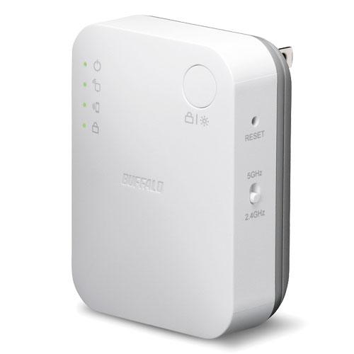 バッファロー WEX-733DHP [無線LAN中継器 11ac/n/g/b 433+300Mbps]