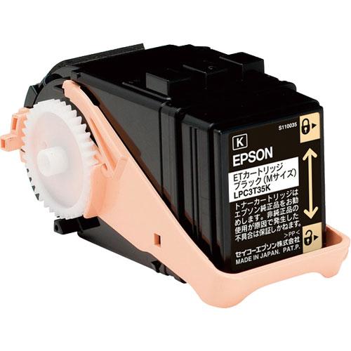 エプソン LPC3T35K [LP-S6160用 トナー/ブラック/Mサイズ]