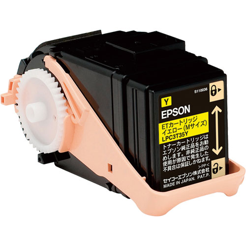 LPC3T35Y [LP-S6160用 トナー/イエロー/Mサイズ]