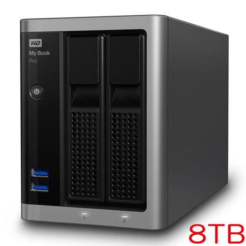 ウエスタンデジタル WDBDTB0080JSL-JESN WDBDTB0080JSL-JESN [RAID対応 バックアップ機能搭載ストレージ 8TB 3年保証]