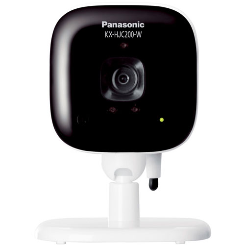 パナソニック KX-HJC200-W [ホームネットワークシステム(屋内カメラ)]