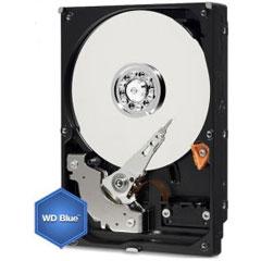 ウエスタンデジタル WD5000AZRZ-RT [WD Blue(500GB 3.5インチ SATA 6G 5400rpm 64MB)]