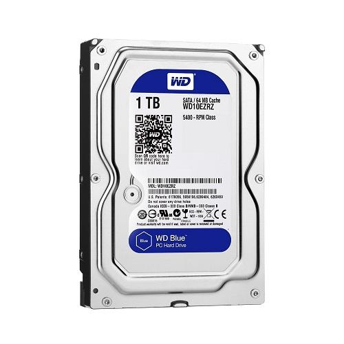 ウエスタンデジタル WD10EZRZ-RT [WD Blue(1TB 3.5インチ SATA 6G 5400rpm 64MB)]