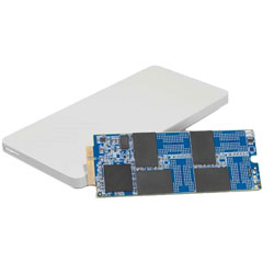 OWC OWCSSDAP12K240 [240GB Aura Pro 6G SSD for 2012-Early 2013 MBP w/Retina + Envoy Pro Upgrade Kit]
