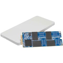 OWC OWCSSDA12K480 [480GB Aura 6G SSD + Envoy Pro Upgrade Kit for 2012-Early 2013 MacBook Pro w/Retina]