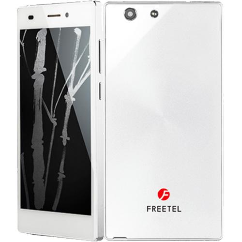 FREETEL FTJ152C-Miyabi-WH [FREETEL 雅 ホワイト]