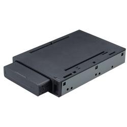 ラトックシステム SA25-RC1-BKX [SA25シリーズ2.5インチSATAリムーバブルケース(トレイ付)]