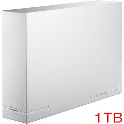 アイオーデータ HDCL-UTE1W [WD製ドライブ USB3.0対応 外付HDD 1TB ホワイト]