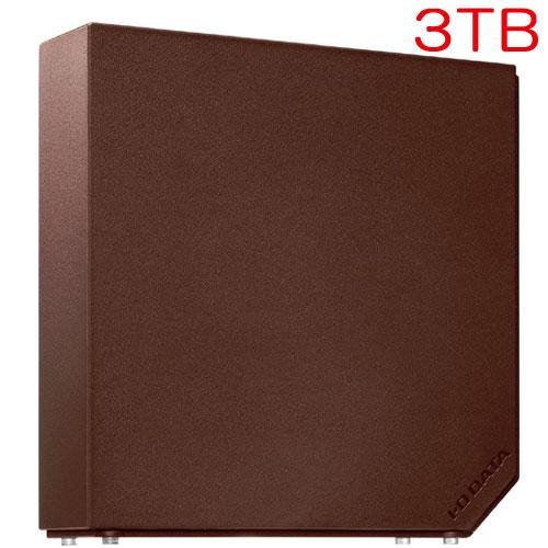 アイオーデータ HDEL-UT3BRB [USB3.0対応 外付HDD 3TB Chocolat]