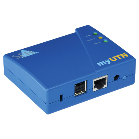 エプソン MYUTN-50A [USBデバイスサーバー/ギガビット対応/SEH社製]