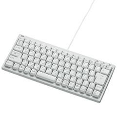 サンワサプライ SKB-KG3WN [コンパクトキーボード(ホワイト)]