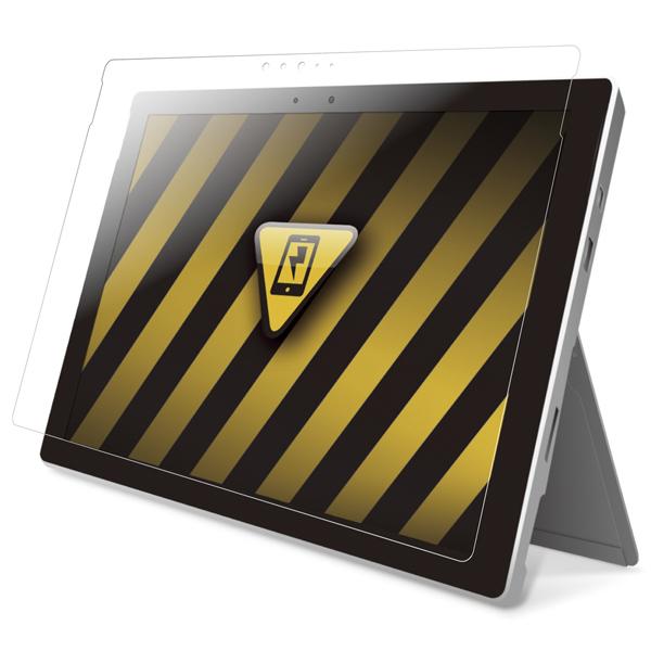 バッファロー(サプライ) BSTPSFP4FAST [Surface Pro 4専用 耐衝撃フィルム スムースタッチ]