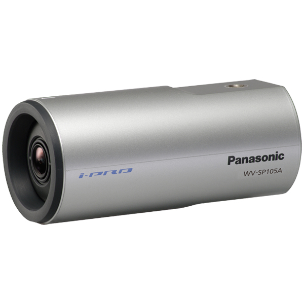 パナソニック i-PRO SmartHD WV-SP105A [屋内HD円筒型ネットワークカメラ(レンズ付)]