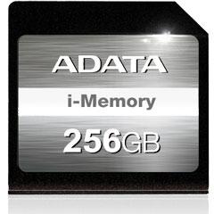 "ADATA ASDX256GAUI3CL10-C [i-Memory Storage Expansion Card for MacBook Air 13"" 256GB SDXCカード]"