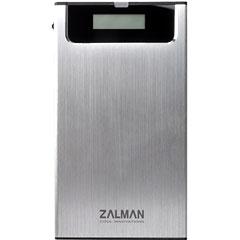ZALMAN ZM-VE350 Silver [2.5インチドライブ対応 外付け仮想ドライブケース シルバー]