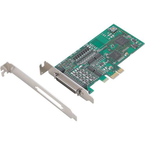 コンテック DIO-1616L-LPE [PCI-E絶縁型デジタル入出力ボード LP]