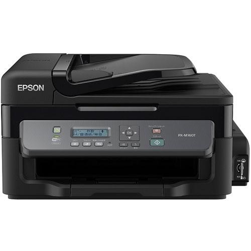 エプソン ecotank PX-M160T [エコタンク搭載/A4モノクロインクジェットプリンター/多機能/有線・無線LAN]