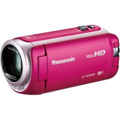 HC-W580M-P [デジタルハイビジョンビデオカメラ (ピンク)]