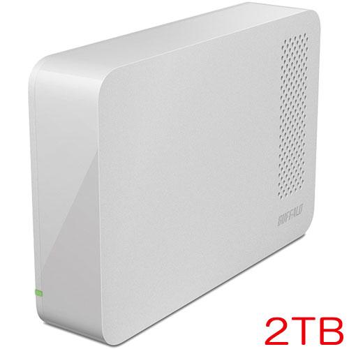 DriveStation HD-LC2.0U3-WHE [USB3.0用 外付けHDD 2TB ホワイト]