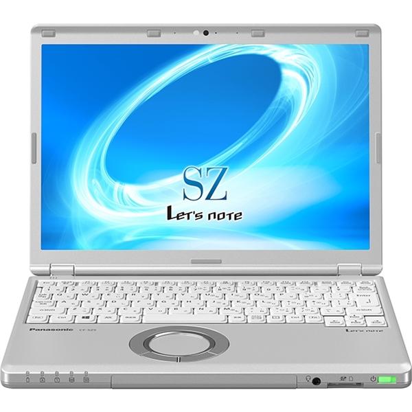 パナソニック CF-SZ5ADQMS [Let's note SZ5 法人モデル(i5/8/SSD/7P/電S)] ビジネスPC