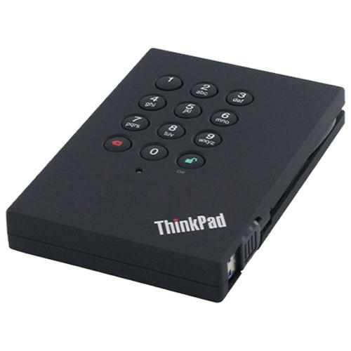 レノボ・ジャパン 4XB0K83868 [ThinkPad USB3.0 2TB セキュアHD]