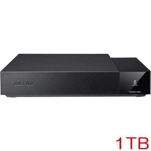 バッファロー HDV-SQ1.0U3/V [SeeQVault対応TV録画用 USB3.0 外付HDD 1TB]