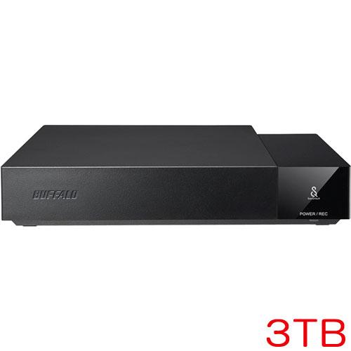 バッファロー HDV-SQ3.0U3/V [SeeQVault対応TV録画用 USB3.0 外付HDD 3TB]
