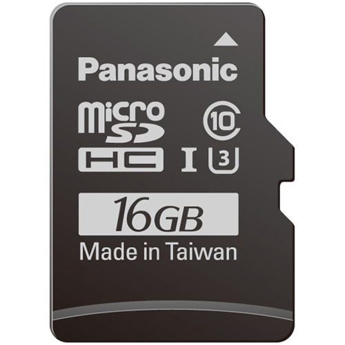 パナソニック RP-SMGB16GJK [16GB microSDHC UHS-I メモリーカード]
