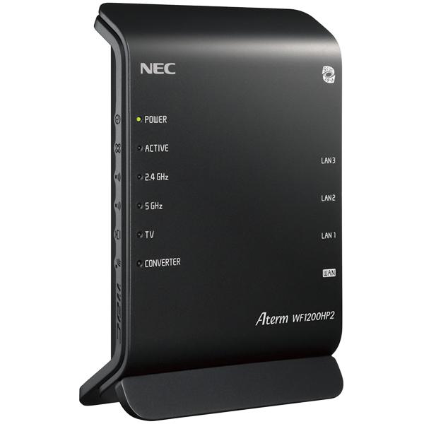 NEC PA-WF1200HP2 [AtermWF1200HP2]