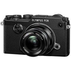 オリンパス PEN-F 12mmレンズキット ブラック