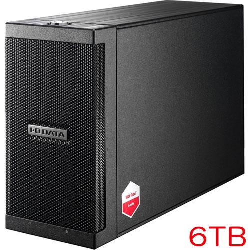 アイオーデータ ZHD2-UTX ZHD2-UTX6 [長期保証&保守 カートリッジ式2ドライブHDD 6TB]