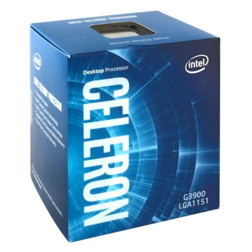 インテル BX80662G3900 [Celeron Processor G3900 (2M Cache、2.80 GHz)]