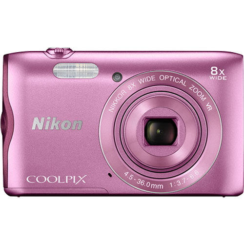 ニコン COOLPIX A300 ピンク