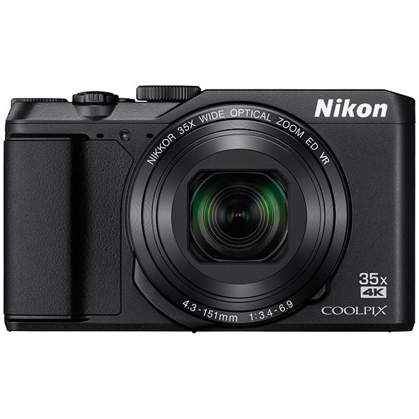 ニコン COOLPIXA900BK [デジタルカメラ COOLPIX A900 ブラック]