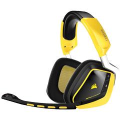 コルセア CA-9011135-AP (VOID Wireless Yellow) [Dolby 7.1 ゲーミングヘッドセット VOID RGB Wireless イエロー]