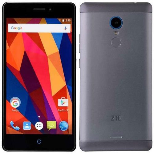 ZTE ★台数限定★Blade V580 Gray[And5.1 2G 16G 5.5(FHD) nanoSIM SIMフリー]