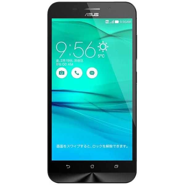 ASUS ZC550KL-BK16 [ZenFone Max (Snapdragon 410) ブラック]