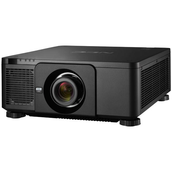 NEC ViewLight(ビューライト) NP-PX803UL-BKJD [DLPプロジェクター ブラック]