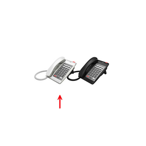 NECインフロンティア DTL-1BM-1D(WH)TEL [DT230電話機(WH)]