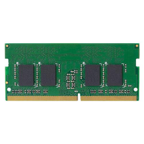 エレコム EW2133-N4G/RO [EU RoHS準拠メモリ/DDR4-2133/4GB/ノート用]