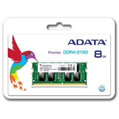 ADATA AD4S2133W8G15-R [8GB DDR4 2133MHz(PC4-17000) 260Pin SO-DIMM 512MX8]
