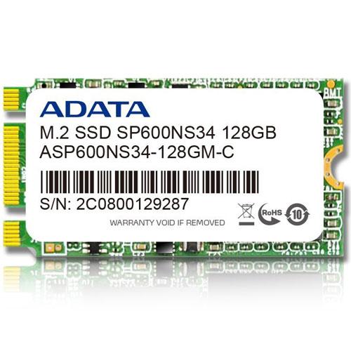 ADATA ASP600NS34-128GM-C [128GB SSD Premier SP600 M.2 2242 MLC SATA 6G]