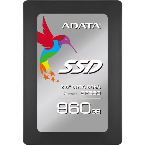 ASP550SS3-960GM-C [960GB SSD Premier SP550 2.5インチ TLC SATA 6G 7mm]