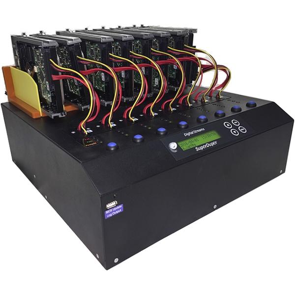 ディジタル・ストリームス FURHMT700S [スーパーデューパーMT-SAS HDD・SSDコピーマシン 1:7]