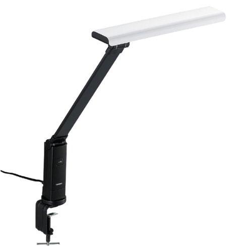 ツインバード LE-H634W [LEDクランプ式デスクライト]