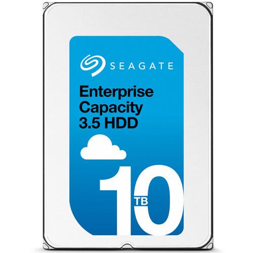 シーゲート ST10000NM0016 [Enterprise Capacity 3.5 HDD (Helium)(10TB 3.5インチ SATA 6G 7200rpm 256MB)]