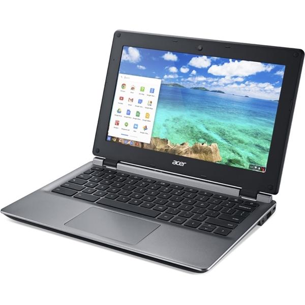エイサー Chromebook 11 C730E-N14M [Chromebook (Cel N2840/eMMC/Chrome/グレイ)]