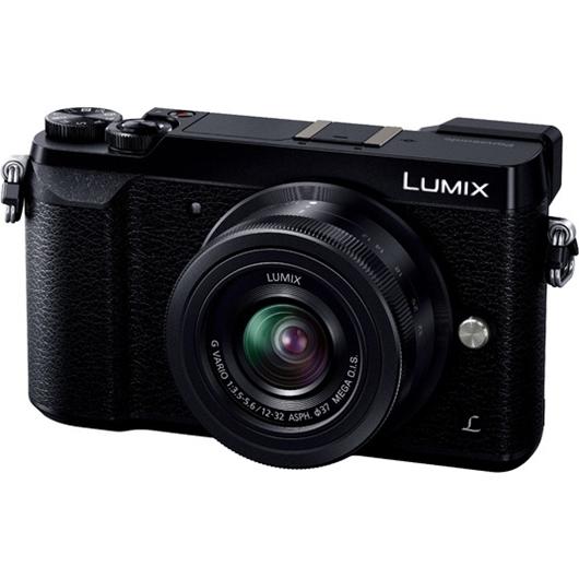 パナソニック LUMIX DMC-GX7MK2KK [GX7 II 標準ズームキット (ブラック)]