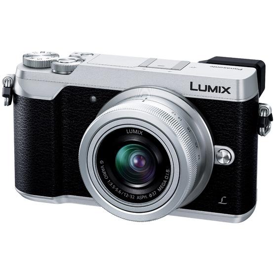 パナソニック LUMIX DMC-GX7MK2KS [GX7 II 標準ズームキット (シルバー)]